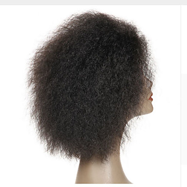 Remy haj Tüll homlokrész Csipke eleje Paróka Göndör egyenes Paróka 130% Haj denzitás Professzionális írás új Lehet használni, száraz-nedves Női Rövid Közepes Hosszú Emberi hajból készült parókák
