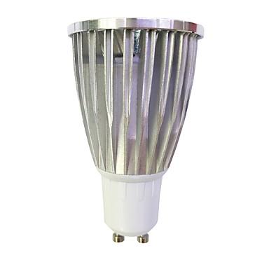 6 W 480 lm GU10 LED szpotlámpák MR16 1 led COB Meleg fehér Fehér AC 220-240V