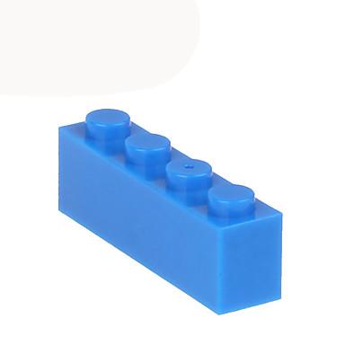 Építőkockák Négyzet DIY Uniszex Játékok Ajándék