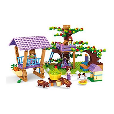 Építőkockák Kastély / Ház Fun & Whimsical Lány Ajándék