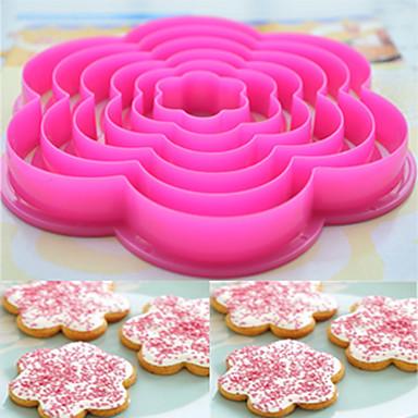 Kuchenformen Neuheit Für den täglichen Einsatz Kunststoff