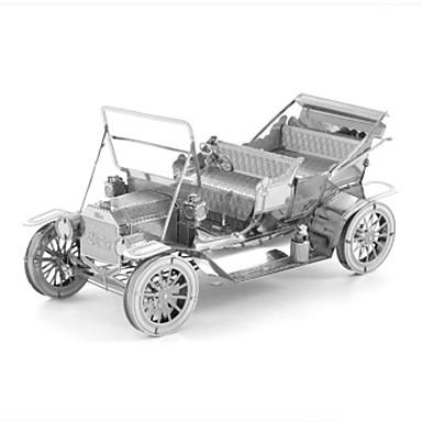 3D - Puzzle Holzpuzzle Metallpuzzle Spielzeuge Auto 3D Heimwerken Edelstahl Metal keine Angaben Stücke