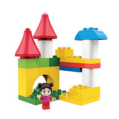 Mágneses blokk / Építőkockák Kastély Klasszikus Fun & Whimsical Fiú Ajándék