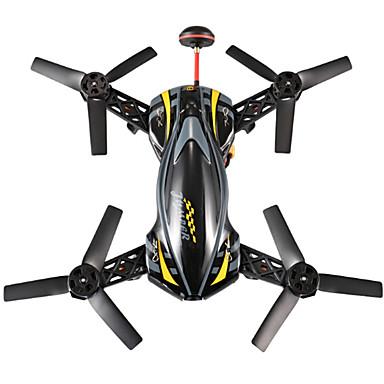 billige Fjernstyrte quadcoptere og multirotorer-RC Drone Cheerson CX-91A 4 Kanal 6 Akse 2.4G Med HD-kamera 2.0MP Fjernstyrt quadkopter FPV / LED Lys / En Tast For Retur Fjernstyrt Quadkopter / Fjernkontroll / Kamera / Sveve / Sveve / Med kamera