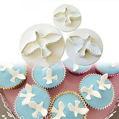 Bakeware eszközök Műanyagok Mindennapokra süteményformákba 1db