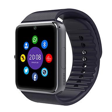 Reloj elegante para iOS / Android Llamadas con Manos Libres / Cámara / Audio Seguimiento de Actividad / 0.8 MP / 64MB / GSM(850/900/1800/1900MHz) / MTK6261