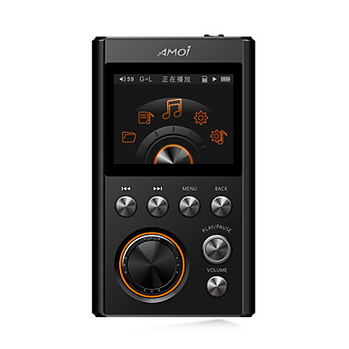 HiFiPlayer32GB 3.5mm Jack TF Card 128GBdigital music playerButton