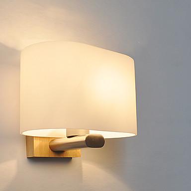 Egyszerű Modern/kortárs Ország Fali lámpák Kompatibilitás Fa/ Bambusz falikar 220 V 40W