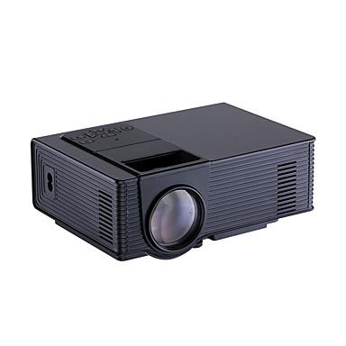 VS-319 LCD Házimozi projektor LED Kivetítő 1500 lm Android 4.4 Támogatás 1080P (1920x1080) 27~150 hüvelyk Képernyő / WVGA (800x480)