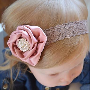 Children's Socks & Stockings, All Seasons 34%Wool38%Cotton 28%Ramine Hair Tie - White Red Blushing Pink Beige Purple