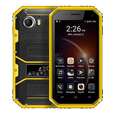 E&L W6 4.5 polegada Celular 4G (1GB + 8GB 5 MP Quad núcleo 2600)