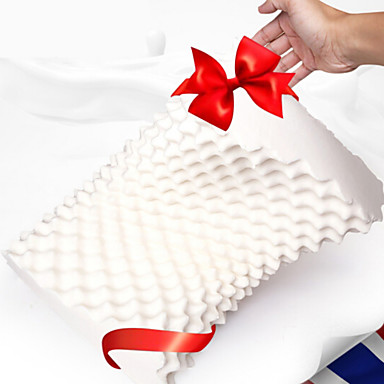 Comfortable-Superior Quality Natural Latex Pillow Bed Pillow 100% Polyester