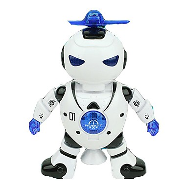 RC Robot Kids' Electronics ABS Singing Dancing Walking Multi-function Remote Control Fun Classic Children's