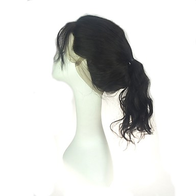 360 Frontal Classic Free Part Swiss Lace Human Hair Daily