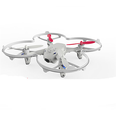 RC Drón Hubsan H107D 4 Csatorna 6 Tengelyes RC quadcopter LED fények / 360 Fokos Forgás / Kamerával RC Quadcopter / Távirányító /