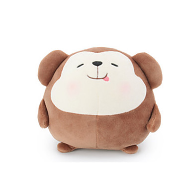 Monkey Pillow Stuffed Animal Plush Toy Cute Animals Lovely Cotton Girls' Toy Gift