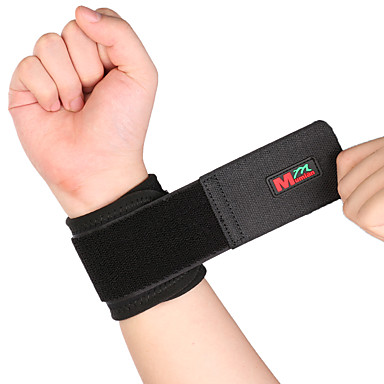 Wrist Support Wrist Protection Hand & Wrist Brace for Hiking Climbing Badminton Cycling / Bike Gym Unisex Adjustable Sweat-wicking