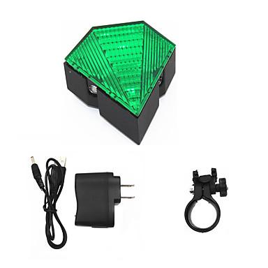 abordables Lampes & Lanternes de Camping-ANOWL Eclairage LED 160 lm - - 8 Émetteurs Automatique Mode d'Eclairage avec Chargeur Portable Transport Facile Cyclisme