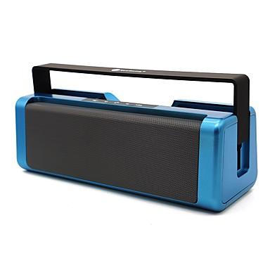 NR3012 Indoor Bluetooth Bluetooth 3.0 3.5mm AUX Bookshelf Speaker Gold Black Silver Dark Blue Crimson