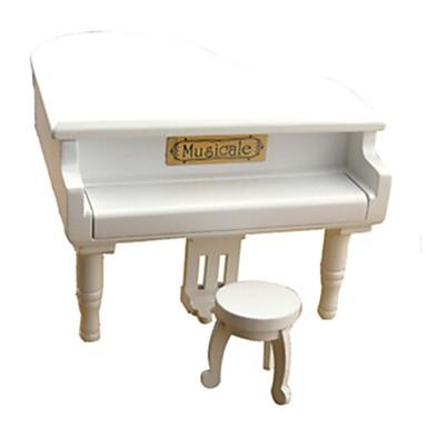 Zenedoboz Zongora Hangszerek Gyermek Felnőttek Gyerekek Ajándék Uniszex