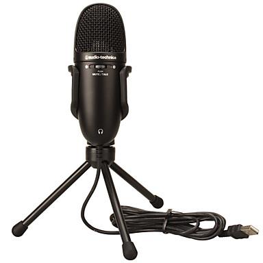 AT9934 Vezetékes Mikrofon Kondenzátormikrofon Kézi mikrofon Kompatibilitás PC