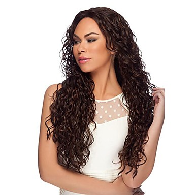 Remy Human Hair Glueless Lace Front / 360 Frontal / Lace Front Wig Brazilian Hair Loose Wave Wig With Baby Hair 150% / 180% Natural Hairline / 100% Hand Tied Women's Medium Length / Long Human Hair