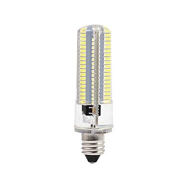 BRELONG® 1pc 8 W 700 lm LED Corn Lights 152 LED Beads SMD 3014 Dimmable Warm White / White 220 V / 110 V