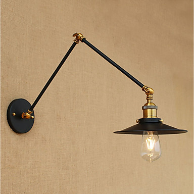 Simple / LED / Vintage Swing Arm Lights Metal Wall Light 110-120V / 220-240V 6W