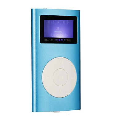 MP3PlayerNo Memory Capacity 3.5mm Jack TF Card Button