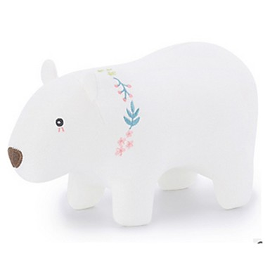Teddi maci Medve Jegesmedve Punjene i plišane igračke Cuki Pamut Lány Ajándék
