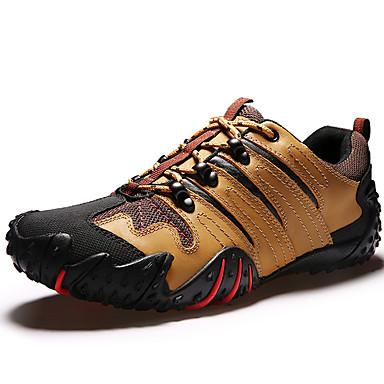 Férfi cipő Bőr Ősz / Tél Kényelmes Sportcipők Túrázó Barna