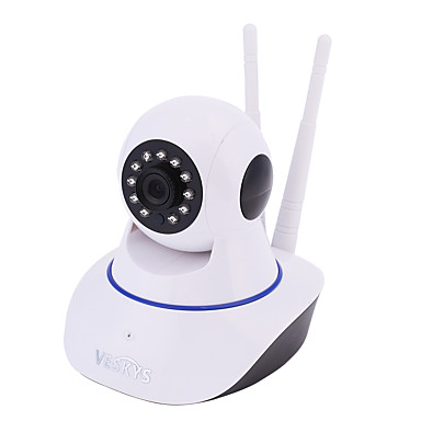 VESKYS 1mp IP Camera Indoor with Prime / Day Night 128GB / PTZ / Wired / CMOS / Wireless / Dynamic IP address