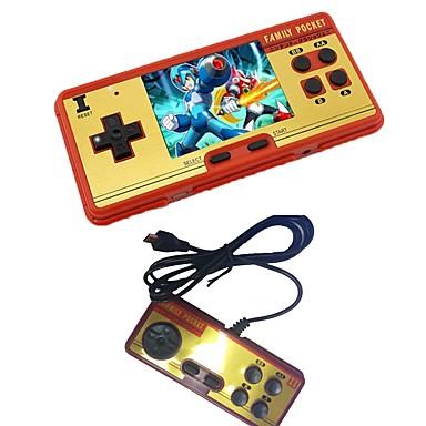 3 0 classique r tro jeu de poche de la console de jeu vid o pour enfants int gr 638 jeux de fc - Console de jeux pour enfant ...