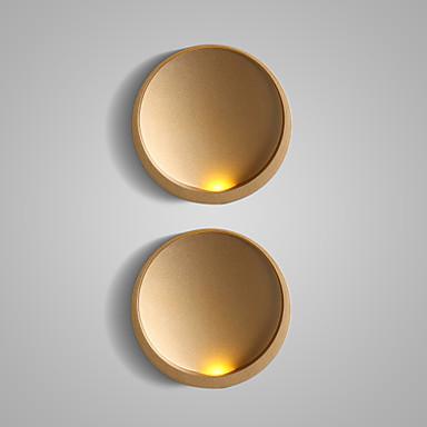 LED / Modern / kortárs / Hagyományos / Klasszikus Fali lámpák Alumínium falikar 110-120 V / 220-240 V 5 W / Beépített LED