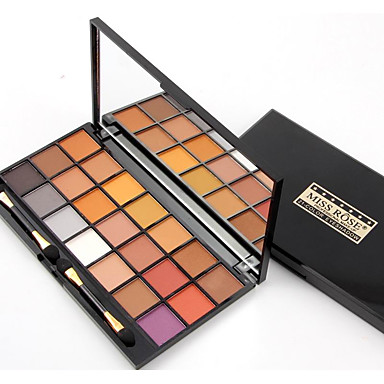 21 Colors Eyeshadow Palette / Powders Natural Daily Makeup / Halloween Makeup / Party Makeup Makeup Cosmetic / Shimmer