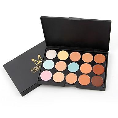 15 Colors Balm Concealer / Contour Dry / Matte / Mineral Oil-control / Long Lasting / Concealer Women / Face Alcohol Free Makeup Cosmetic