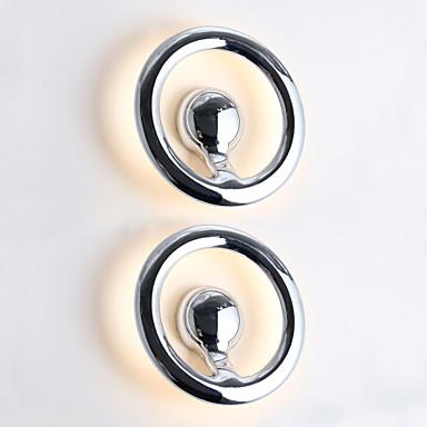 LED / Modern / kortárs / Hagyományos / Klasszikus Fali lámpák Műanyag falikar 110-120 V / 220-240 V 16 W / Beépített LED