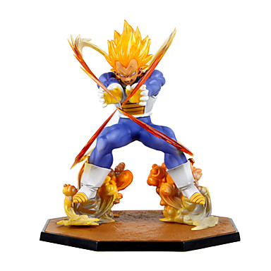 Anime Action-Figuren Inspiriert von Dragon Ball Vegeta PVC 15 cm CM Modell Spielzeug Puppe Spielzeug