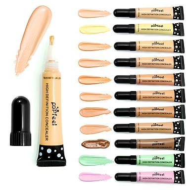 11 Colors Concealer / Contour Bronzers Highlighters Dry / Wet