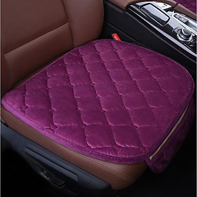voordelige Auto-interieur accessoires-Auto-stoelkussens Zitkussens Zwart Rood Beige Grijs Koffie Polyesteri Standaard for Universeel