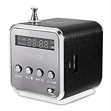 TD-v26 Kültéri hangfal Mini stílus Kültéri hangfal Kompatibilitás