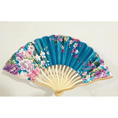 billige Vifter og parasoller-Spesiell Leilighet Fans og parasoller Bryllupsdekorasjoner Hage Tema / Sommerfugl Tema / Eventyr Tema / Bryllup Sommer Alle årstider