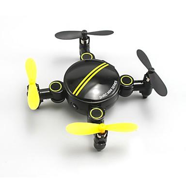 RC Drohne SH1 4 Kan?le 6 Achsen 2.4G Mit 0.3MP HD-Kamera Ferngesteuerter Quadrocopter WIFI FPV LED - Beleuchtung Ein Schlüssel Für Die