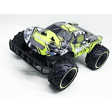 RC samochodów QY1841B 2,4G Samochód Terenowy / Samochód wyścigowy / Samochód do driftingu 1:12 * Pilot zdalnego sterowania / Można ładować / Elektryczny