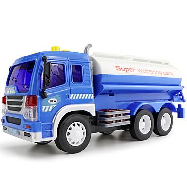 Samochodziki do zabawy Oświetlenie LED Zestawy do zabawy Ciężarówka Zabawki Samochód Muzyka Pojazdy Śpiewanie Klasyczny Święto Moda New