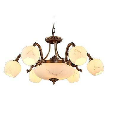 ZHISHU 9-światło Lampy widzące Światło rozproszone - 3D, 110-120V / 220-240V Nie zawiera żarówki / 15/10 ㎡