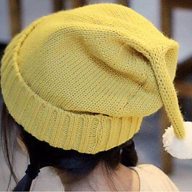 Kapelusze i czapki - Dla dzieci - Zima Jesień - Sweter Czerwony Yellow