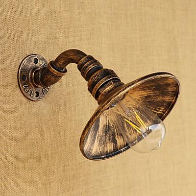Tiffany / Rustikal / Ländlich / Retro / Vintage Wandlampen Metall Wandleuchte 110-120V / 220-240V 40 W / E26 / E27