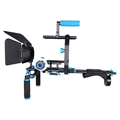 yelangu d206 profesjonalne ramię rig aparat ze stopu aluminium wsparcie dslr rig mat boxfollow wsparcie w kształcie focc