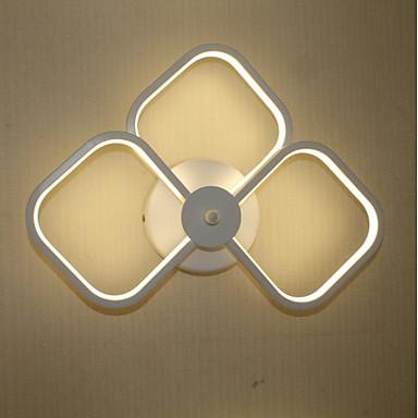 Modern / Contemporary Lampy ścienne Na Living Room Domowy Aluminium Światło ścienne 110-120V 220-240V 24W